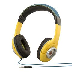 Despicable Me Minion Youth Headphones