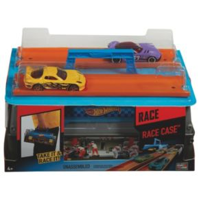 Hot Wheels Race Case