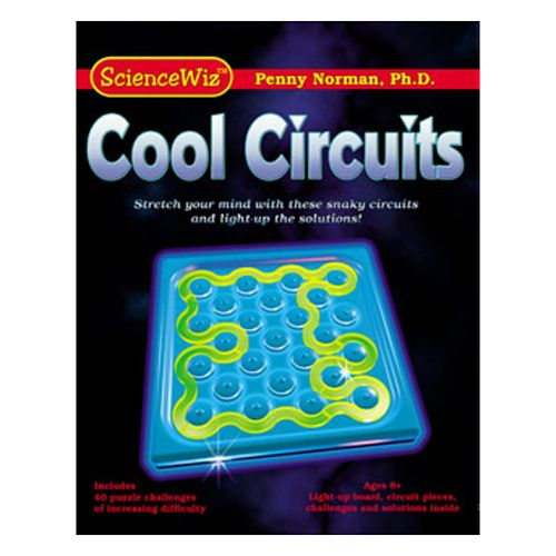 Cool Circuits Game by ScienceWiz Products