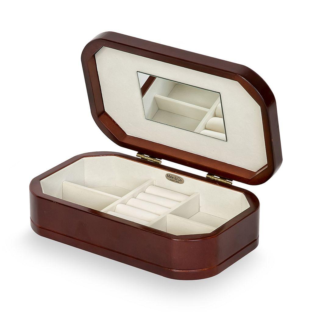 Mele & Co. Wood Jewelry Box