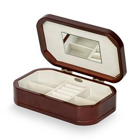 Mele & Co. Wood Jewelry Box