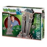 Empire State Building 975 pc 3D Puzzle by Wrebbit