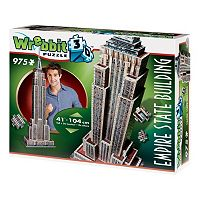 Empire State Building 975-pc. 3D Puzzle by Wrebbit