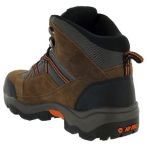 Hi-Tec Bandera Pro Men's Mid-Top Waterproof Steel-Toe Work Boots