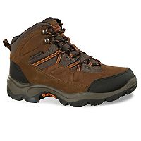 Hi-Tec Bandera Pro Men's Mid-Top Waterproof Steel-Toe Work Boots