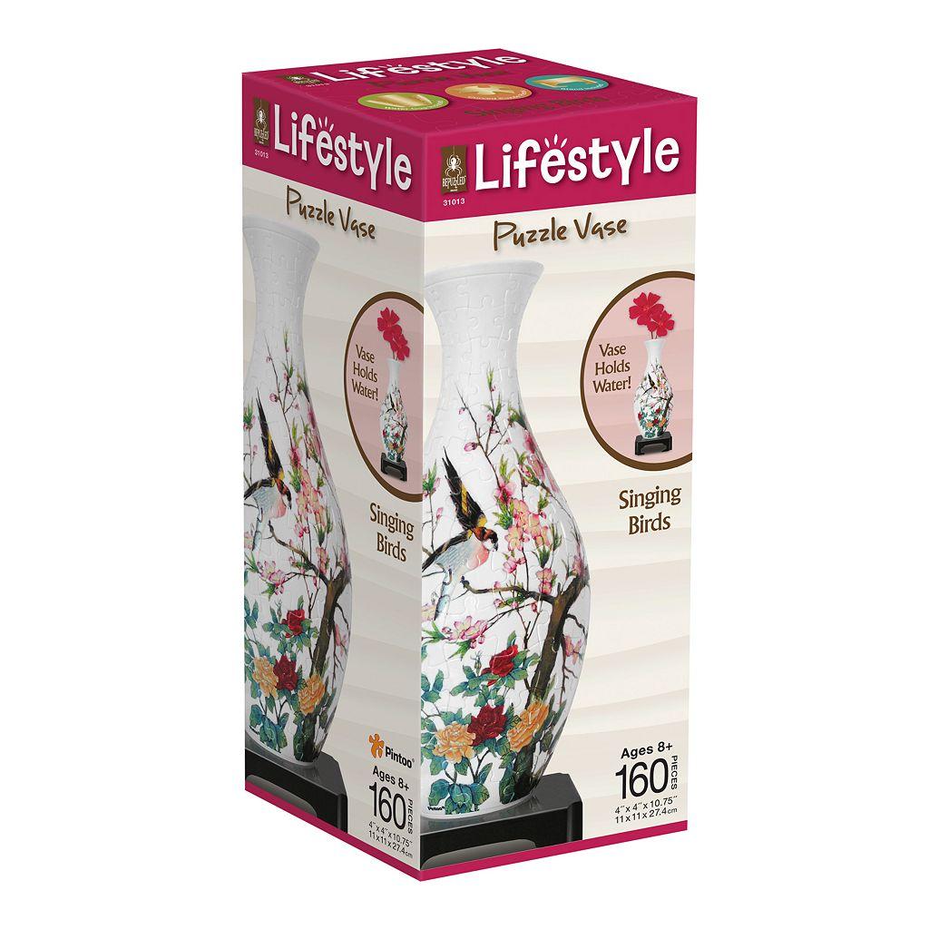 BePuzzled 160-pc. Lifestyle 3D Puzzle Vase