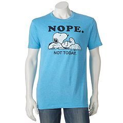 Men's Peanuts Snoopy Tee