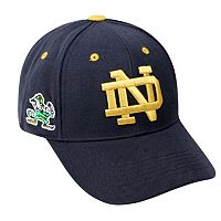 Adult Top of the World Notre Dame Fighting Irish Triple Threat Adjustable Cap