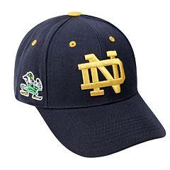 Adult Top of the World Notre Dame Fighting Irish Triple Threat Adjustable Cap