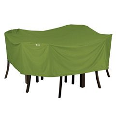 Classic Accessories Sodo Square Patio Table and Chair Set Cover