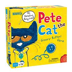 Briarpatch Pete the Cat Groovy Buttons Game