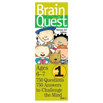Workman Publishing Brain Quest - 1st Grade