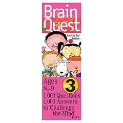 Workman Publishing Brain Quest - 3rd Grade