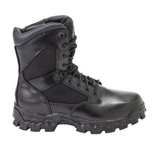 564070bf69a Rocky AlphaForce Men's Waterproof Duty Boots