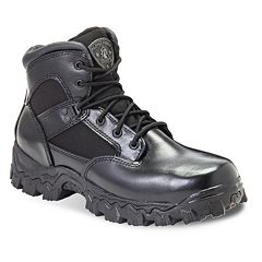 Rocky AlphaForce Men's 6-in. Waterproof Duty Boots