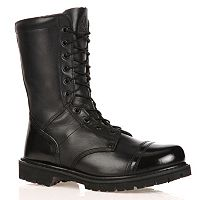 Rocky 10 in Side-Zip Men's Jump Boots