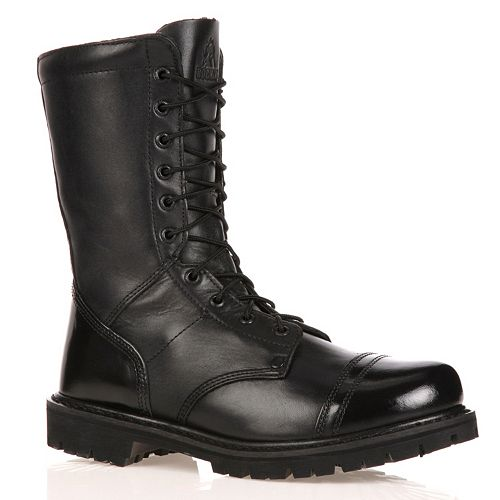 Rocky 10-in. Side-Zip Men's Jump Boots