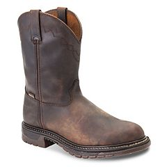 Rocky Original Ride Roper Men's 10-in. Western Work Boots
