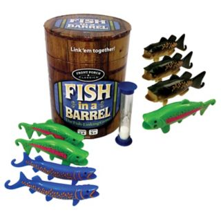 Fish in a Barrel Game by Front Porch Classics