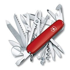 Victorinox Champ Swiss Army Knife