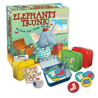 Gamewright Elephant Trunk Game