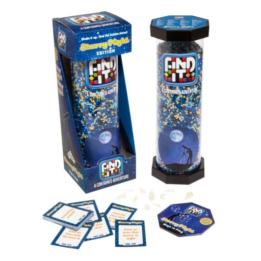 Identity Games Find It - Starry Night Edition