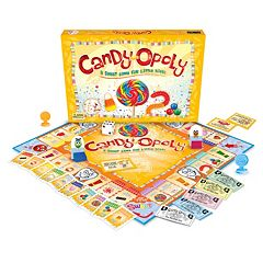 Late For The Sky Candy-opoly Game