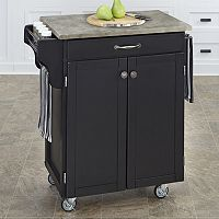 Home Styles 2-Door Create-a-Cart Kitchen Cart