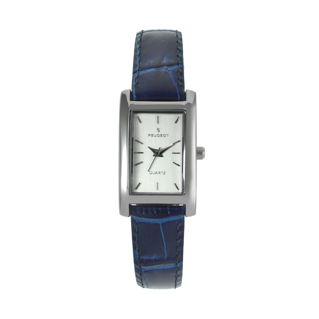Peugeot Women's Leather Watch - 3008BL