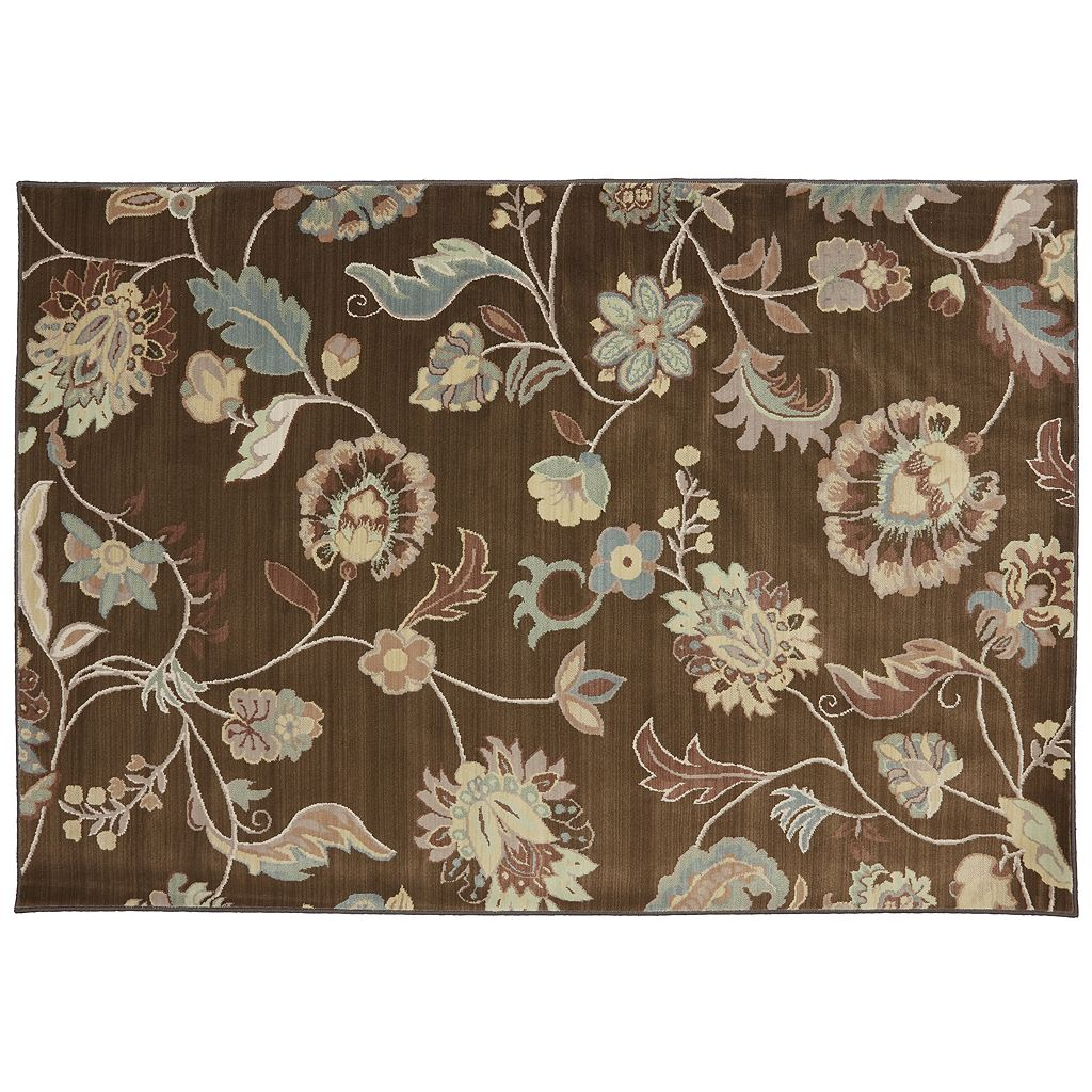 Mohawk® Home Serenity Sol Star Floral Rug - 9'6'' x 13'