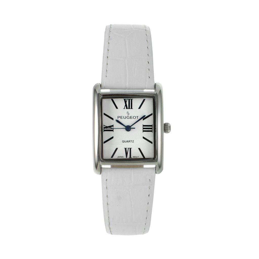 Peugeot Women's Leather Watch - 3036WT