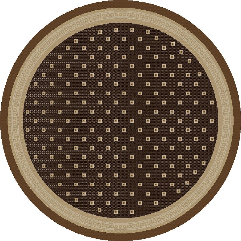 Merinos Athens Geometric Framed Rug