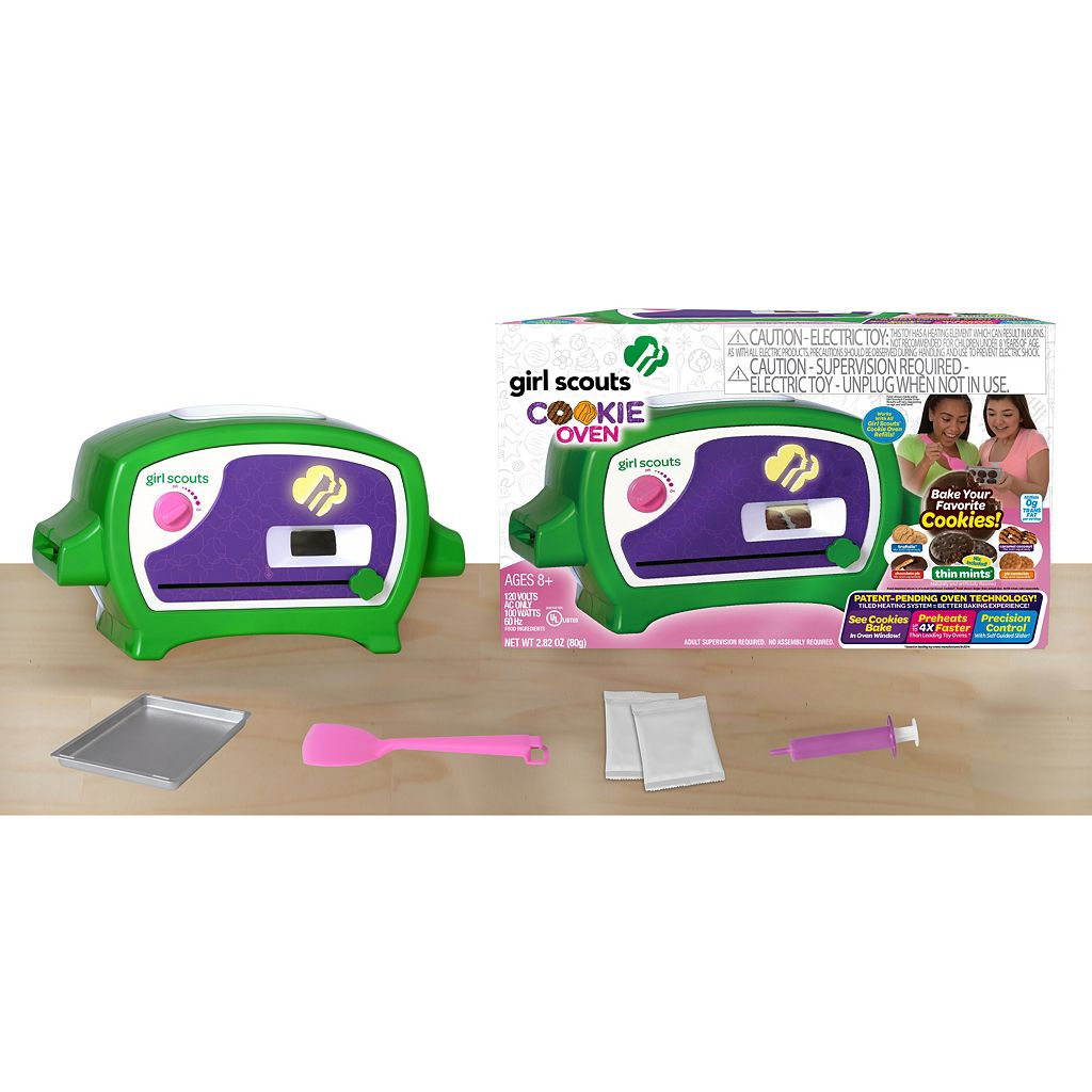 Girl Scouts Deluxe Cookie Oven