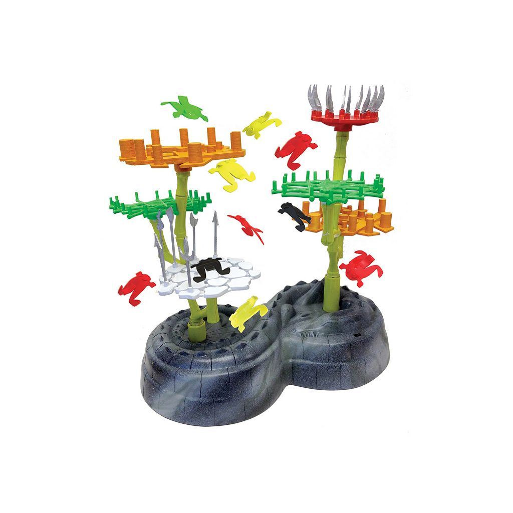Flying Kung Fu Frogs Game by Patch Products