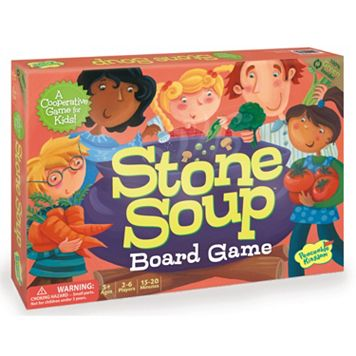Stone Soup Board Game by Peaceable Kingdom
