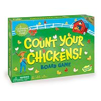 Count Your Chickens! Board Game by Peaceable Kingdom