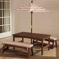 KidKraft Outdoor Table & Bench Set