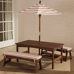 KidKraft Outdoor Table & Bench Set