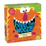 Feed the Woozle Game by Peaceable Kingdom
