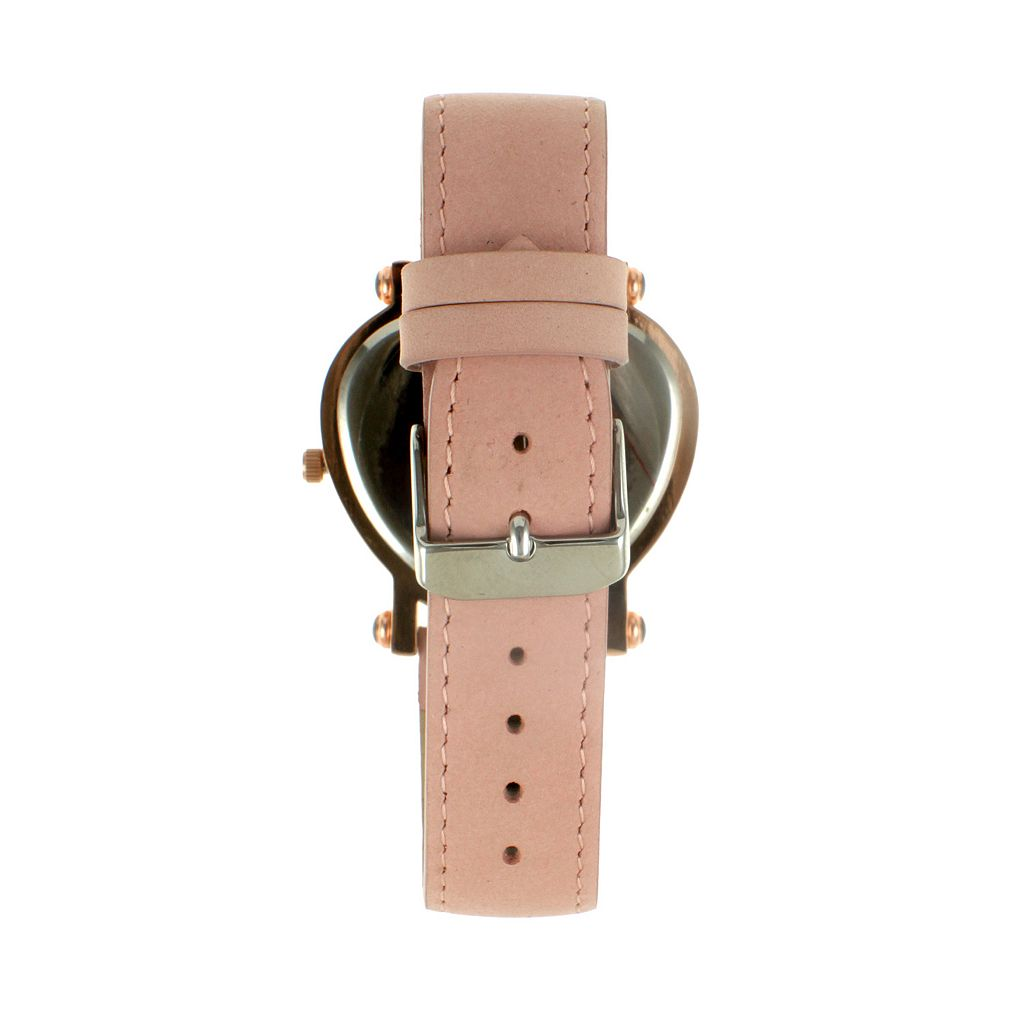 Peugeot Women's Leather Watch - 3042RG
