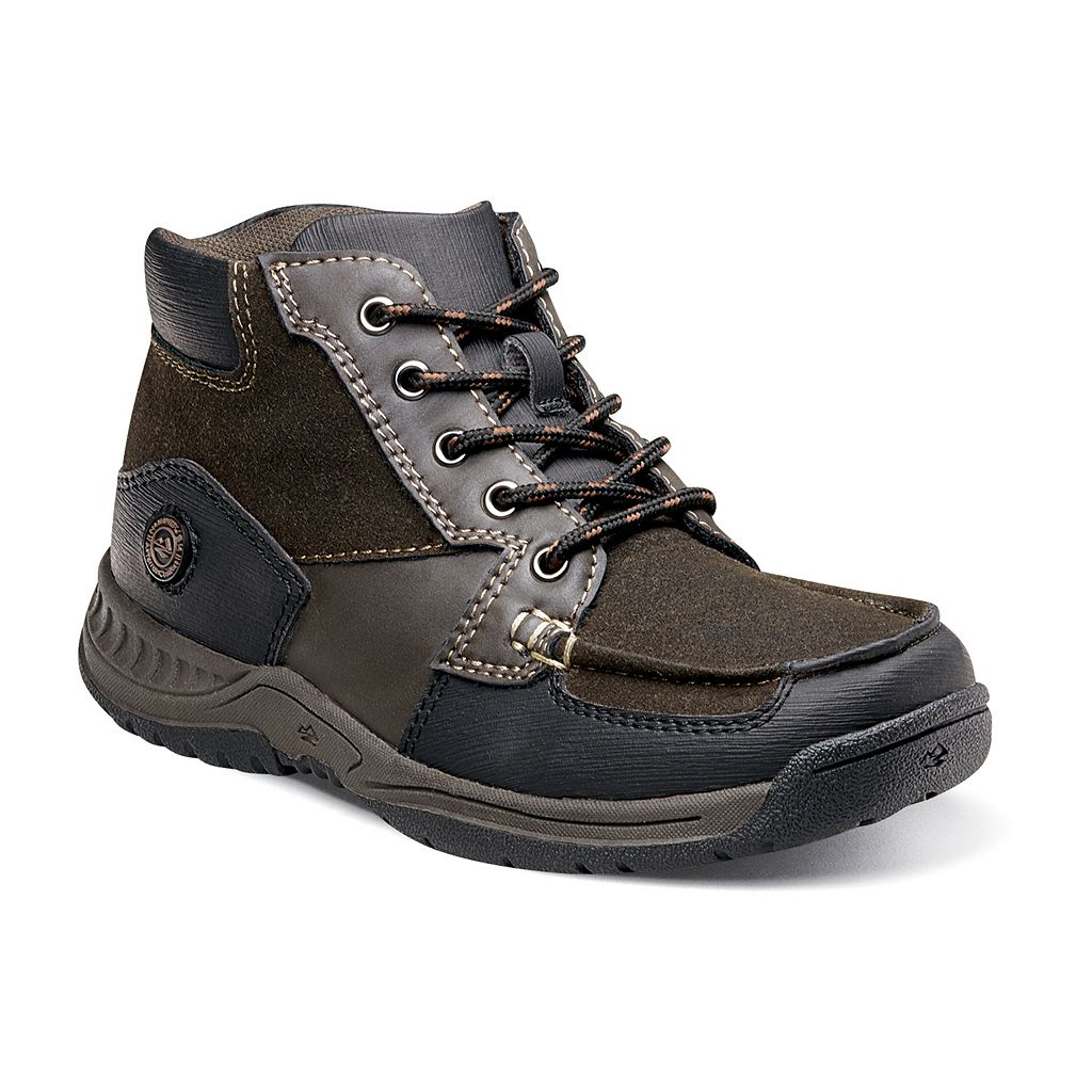 Nunn Bush Hale Jr. Boys' Ankle Boots