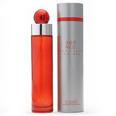 360&#176 Red by Perry Ellis Men's Cologne - Eau de Toilette