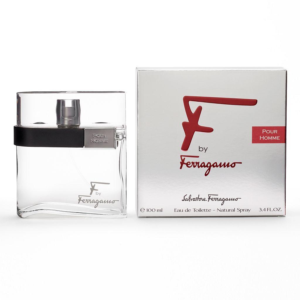 Salvatore Ferragamo F by Ferragamo Pour Homme Men's Cologne