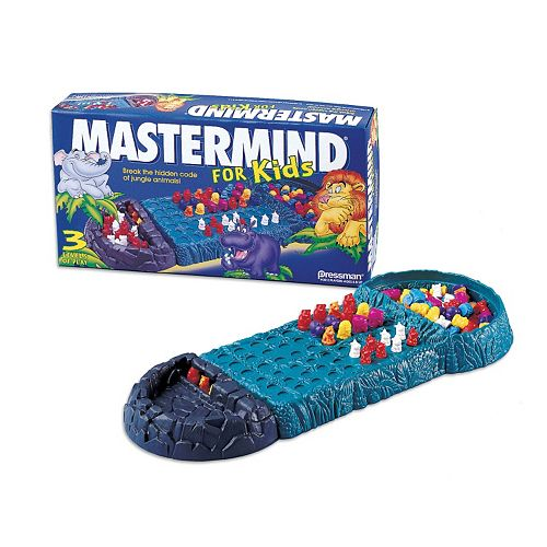 Mastermind For Kids Game by Pressman Toy