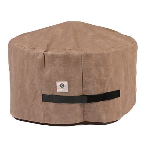 Duck Covers Elite 50-in. Round Fire Pit Cover