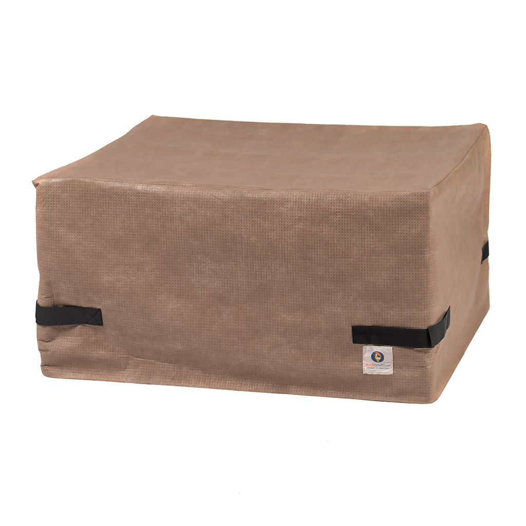 Duck Covers Elite 50-in. Square Fire Pit Cover