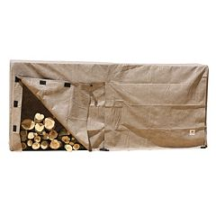 Duck Covers Elite 100-in. Log Rack Cover