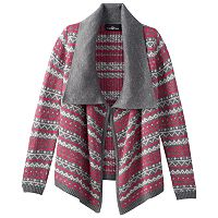 Girls 7-16 & Plus Size It's Our Time Cardigan