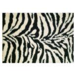 Merinos Manhattan Zebra Shag Rug