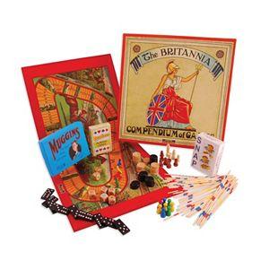 The Britannia Compendium of Games by Perisphere & Trylon